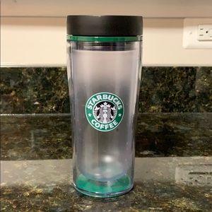 Starbucks coffee travel mug